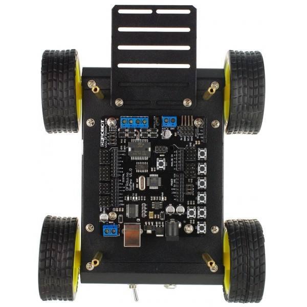 DFRobot 2WD miniQ Robot Platform - amazoncom